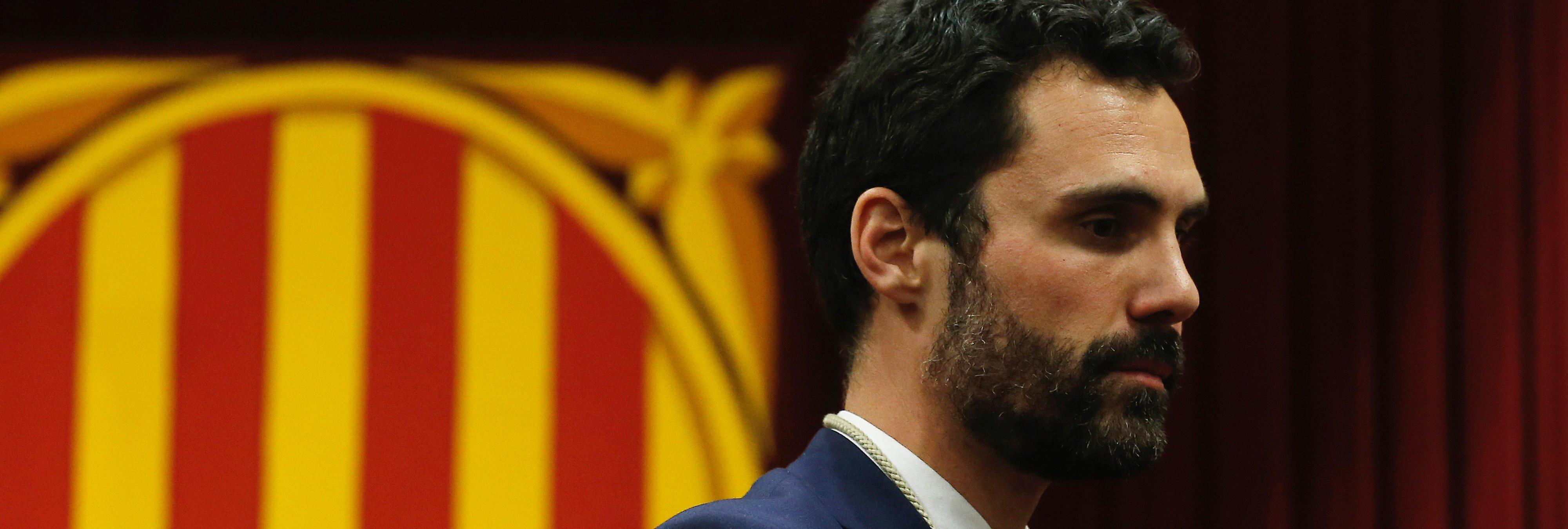 Torrent propone a Puigdemont como candidato a presidir la Generalitat
