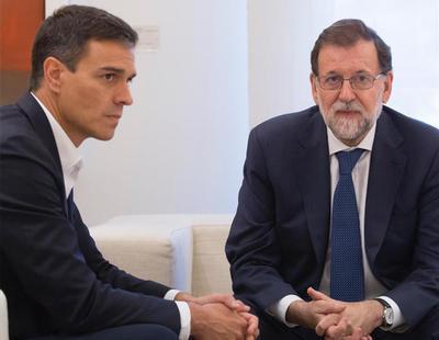 La oposición presiona al PSOE para que lidere una moción de censura contra Rajoy