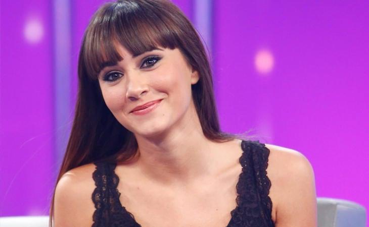 Aitana Ocaña, una de las favoritas de 'OT 2017'