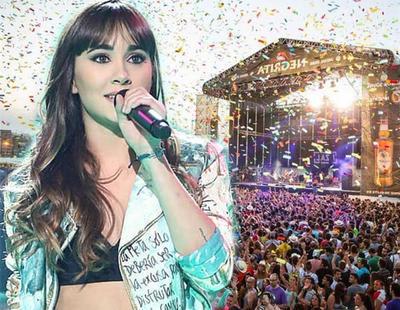 El Arenal Sound, famoso festival de música, ya reclama a Aitana ('OT 2017') en su cartel