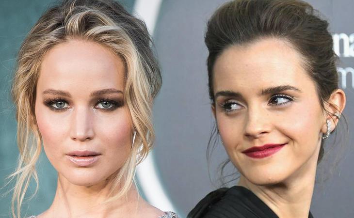 Jennifer Lawrence y Emma Watson no convencen en sus películas 'Mother!' y 'El Círculo'