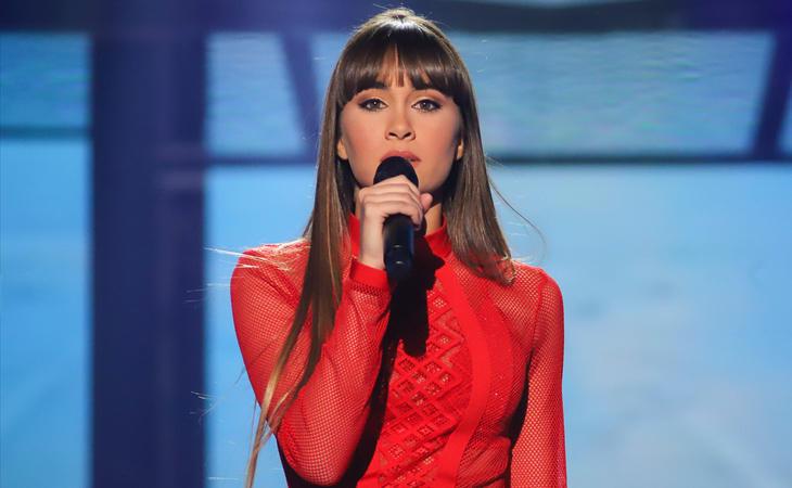 Aitana Ocaña puede convertirseen una diva del pop