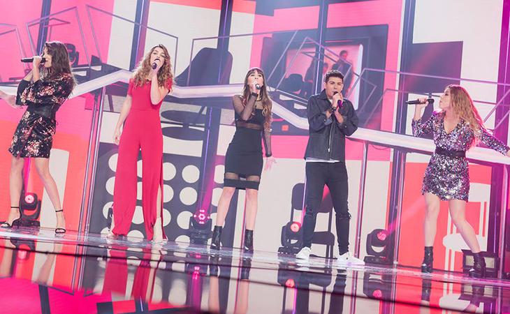 'Camina' deberá reinventarse para Eurovisión
