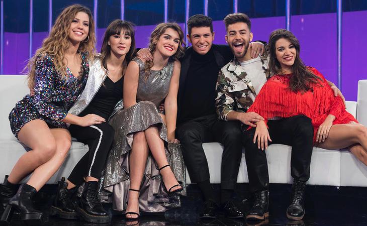 Será difícil elegir entre las nueve canciones para Eurovisión
