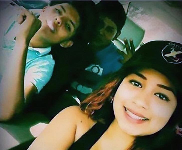La joven se había integrado plenamente en el clan de Los Zetas