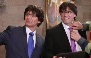 El CNI descubre que Puigdemont planeó utilizar un doble para volver a España