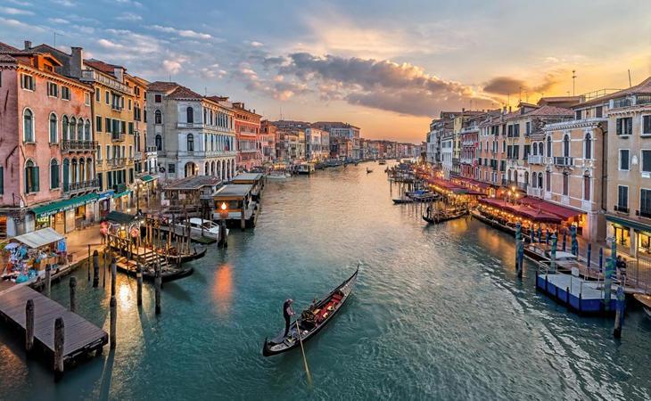 Venecia, una de las ciudades más turísticas del mundo