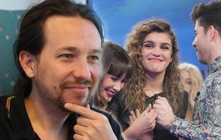"""Pablo Iglesias se declara fan de 'OT 2017': """"Es mucho más importante que el Telediario"""""""