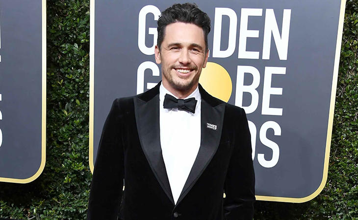 El #MeToo ha arrasado a James Franco