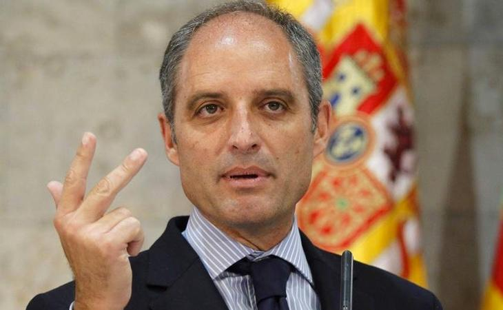 El expresident Francisco Camps continuará ostentando el cargo en el Consejo Consultivo autonómico