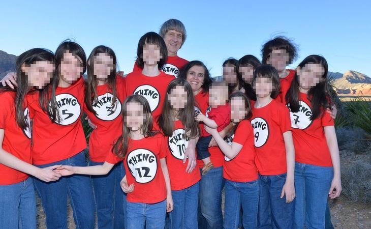 La familia aparentaba una vida normal en sus publicaciones en las redes sociales