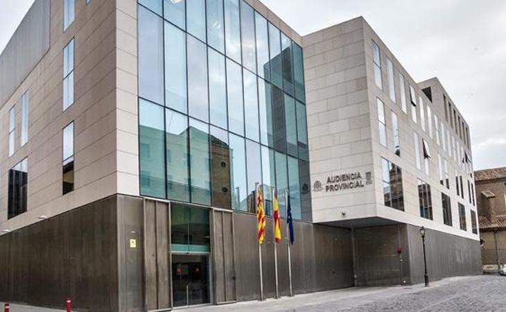 El tribunal de Zaragoza también afirma que