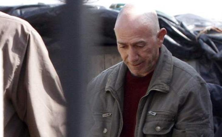 El violador del Estilete, durante su salida de prisión