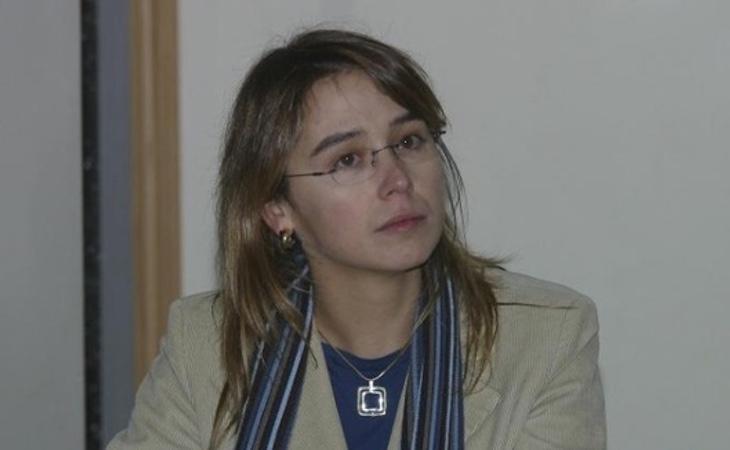 Tania, en su etapa en el Centro de Información a la Mujer