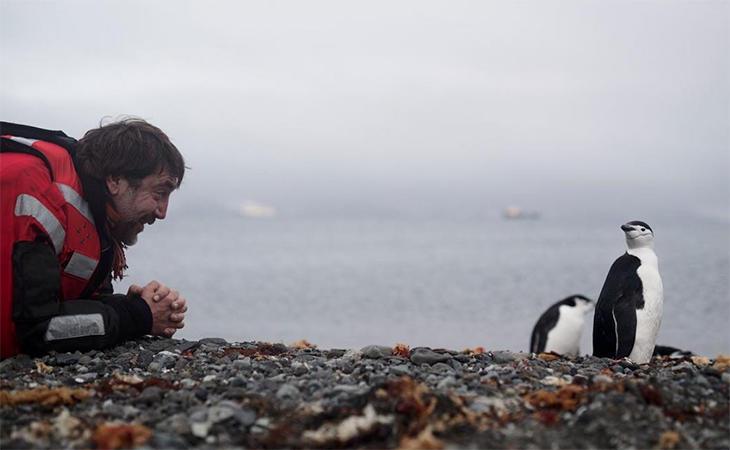 Javier Bardem comprometido con la defensa del medioambiente