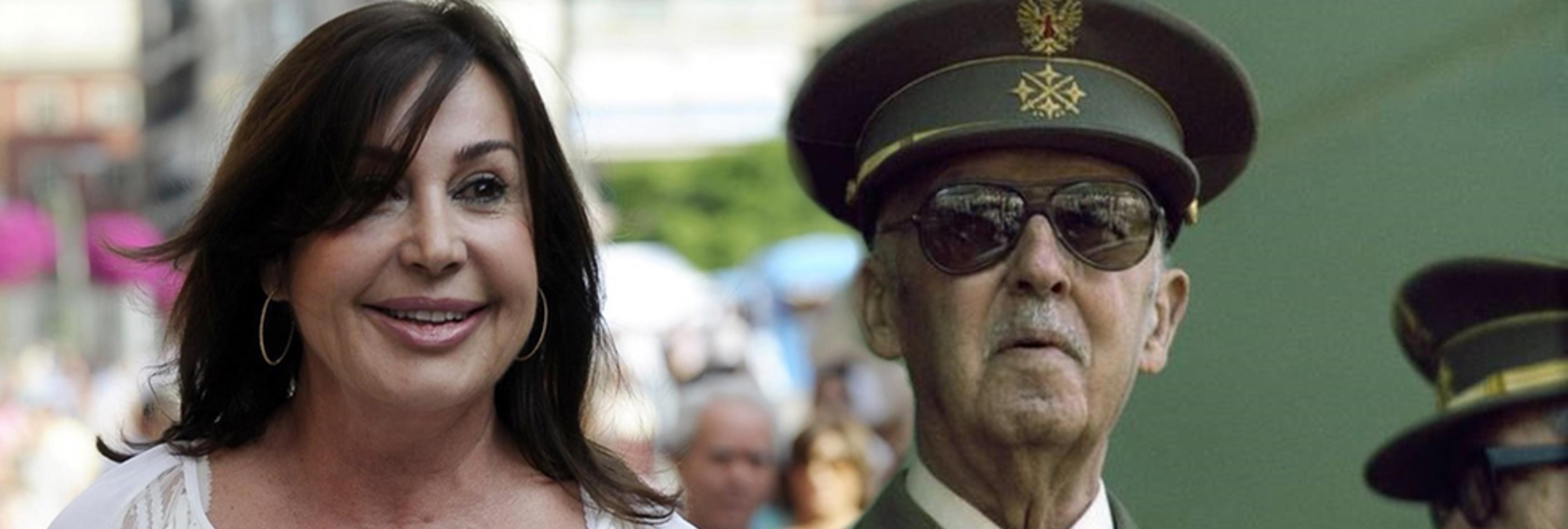 Los nietos de Franco se enfrentan para heredar el título nobiliario de la hija del dictador