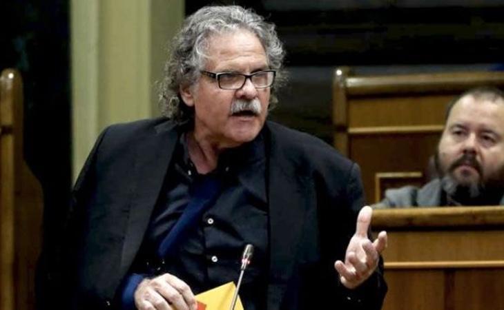 Joan Tardá ha pedido públicamente la renuncia de Puigdemont