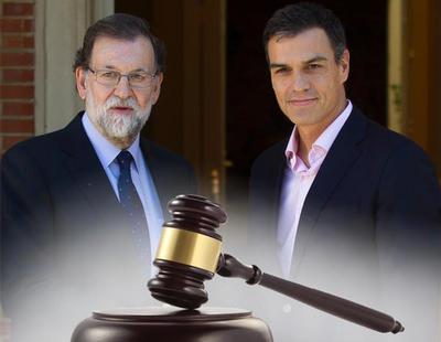 PP, PSOE: saquen sus manos de la justicia