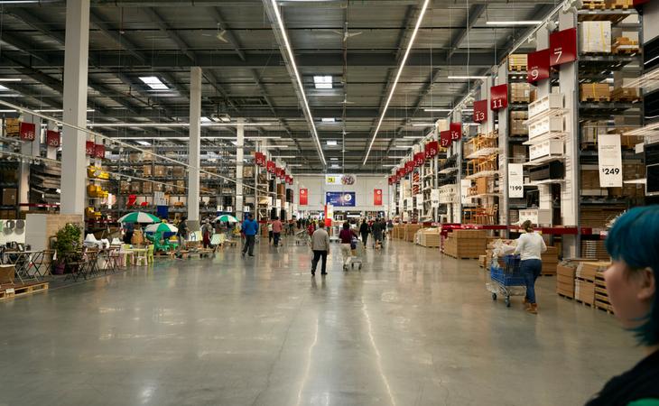 El almacén de IKEA en Málaga ha iniciado esta curiosa tendencia