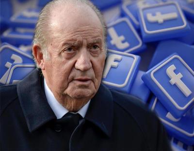 La Audiencia Nacional condena a un hombre por insultar al rey Juan Carlos en Facebook