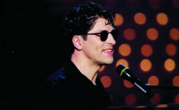 Serafín Zubiri era el único navarro hasta la fecha en Eurovisión