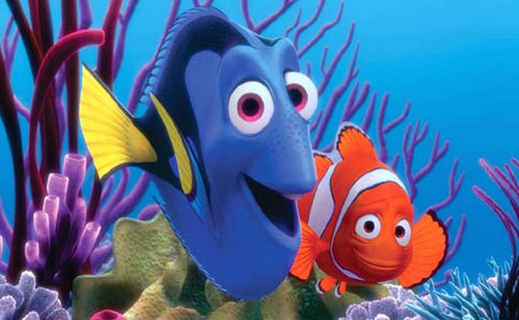 Nemo, Dory y Marlín se quedan con el tercer puesto