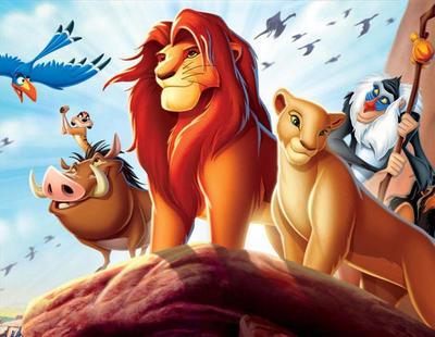 'El Rey León', elegida la mejor película de animación de todos los tiempos