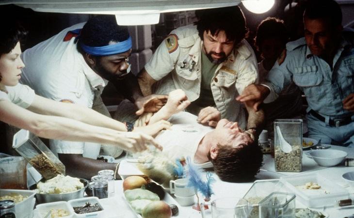 'Alien, el octavo pasajero', de Ridley Scott