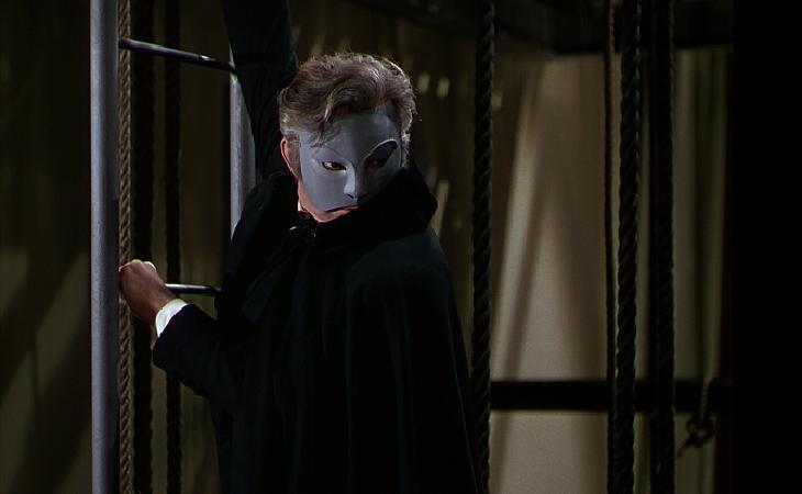 'El Fantasma de la Ópera', de Arthur Lubin