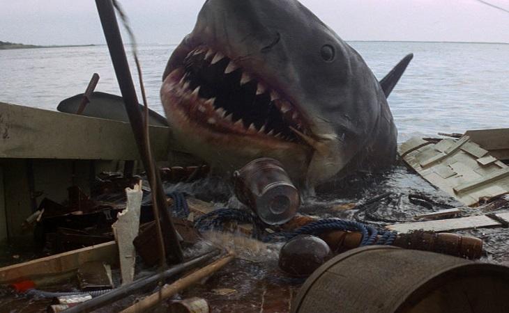 'Tiburón', de Steven Spielberg