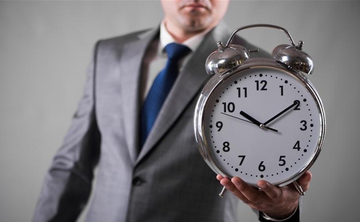 La puntualidad, una de las mayore críticas del redactor de The Times