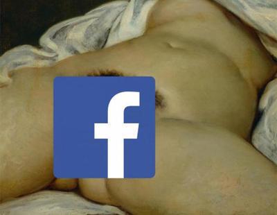 Facebook se enfrenta a la justicia francesa por censurar el cuadro 'El origen del mundo'