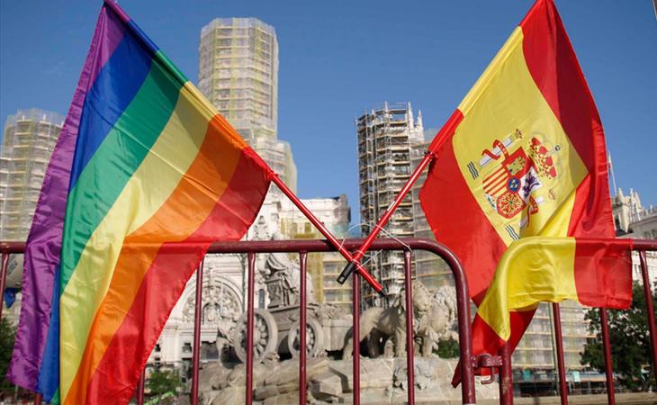 España, uno de los países más avanzados en materia LGTBI