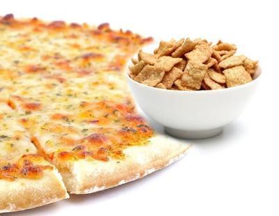 Desayunar pizza es más saludable que los cereales, según un estudio