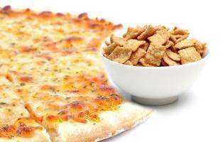 Desayunar pizza es más saludable que los cereales, según la ciencia