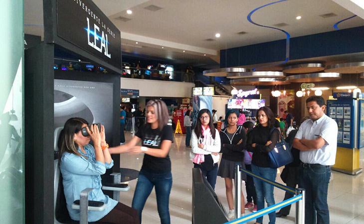 Gracias a la realidad virtual podremos unirnos a Tris en Osadía
