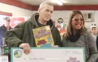 Gana un millón en la lotería y fallece a las tres semanas