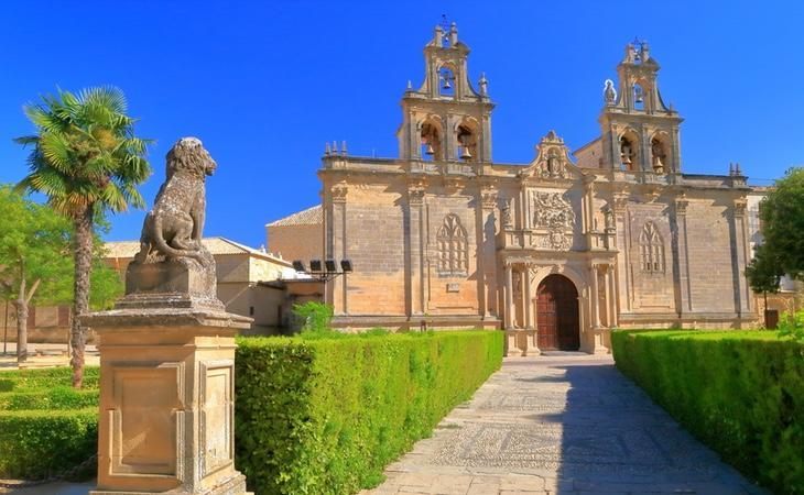 Úbeda tiene una de las plazas más bonitas de España