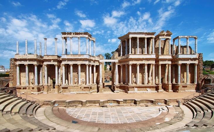 Mérida es la antigua Emerita Augusta