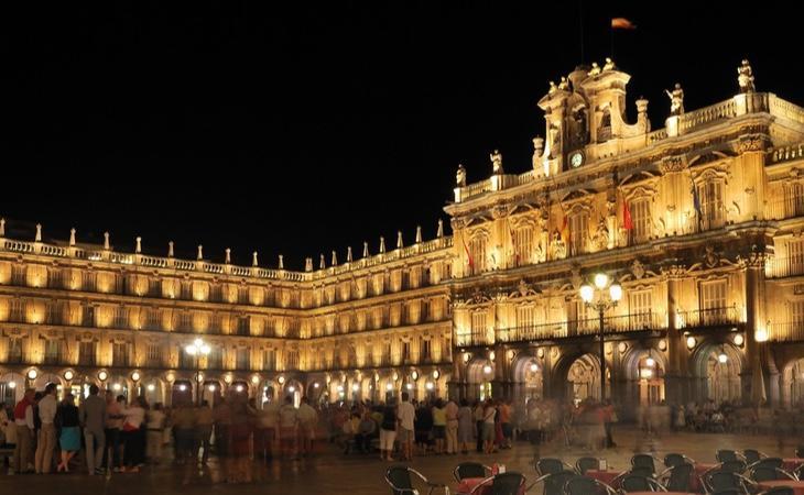 La UNESCO tuvo en cuenta el valor adquisitivo y único de la Plaza Mayor