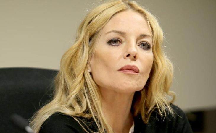 Ángeles Carmona, presidenta del Observatorio.