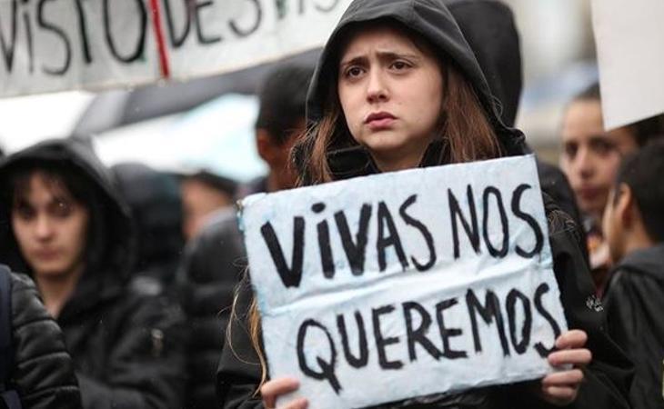 Cada ocho horas una mujer es violada en España