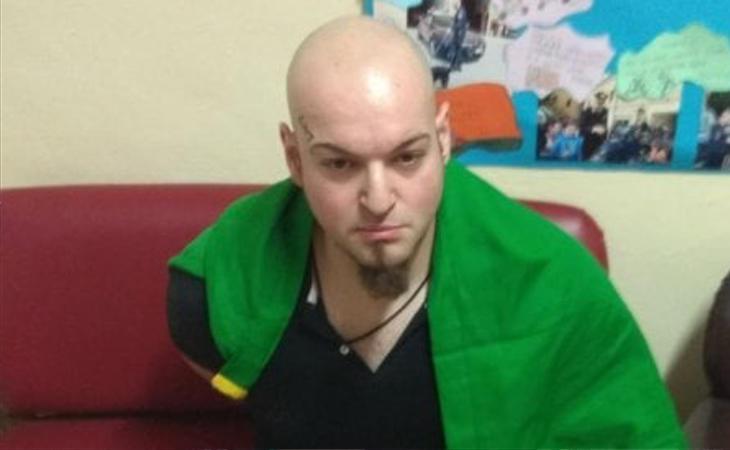 Luca Traini, principal sospechoso del tiroteo