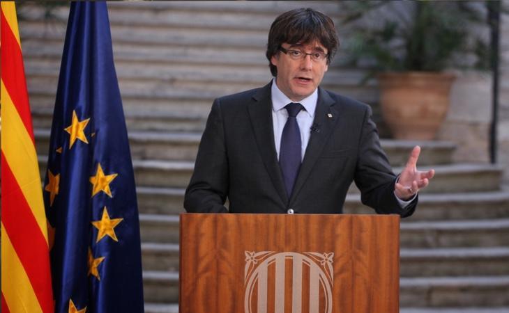 Puigdemont cuenta con pocas opciones para volver a ser investido