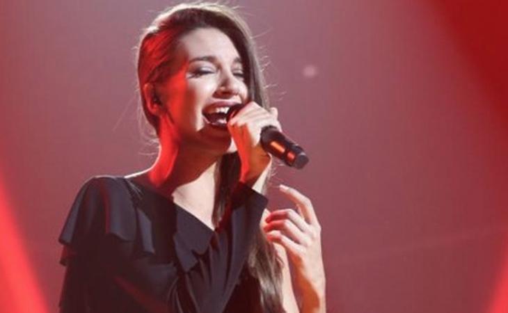 Ana Guerra quedó quinta con un 7% de los votos