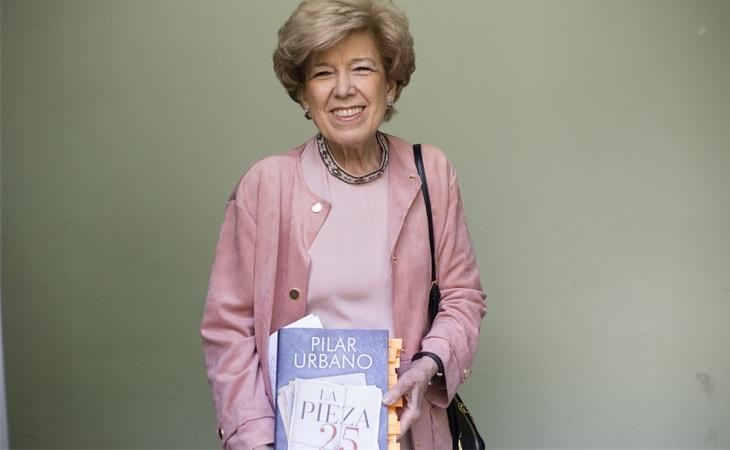 Pilar Urbano, en la presentación de su libro