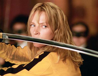 """El vídeo que demuestra el acoso a Uma Thurman: """"Tarantino intentó matarme en Kill Bill"""""""