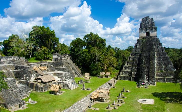 La civilización maya se mantuvo desde antes del 2.000 a.C. hasta 1697, cuando cayó la última ciudad