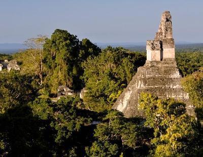 Descubren una extensa y desconocida ciudad maya en la selva de Guatemala