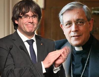 """Los Monjes de Montserrat piden a Dios la República de Cataluña: """"La Virgen nos apoya"""""""